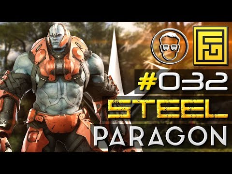 PARAGON gameplay german | Steel #032 | Let's Play Paragon deutsch PS4 PC