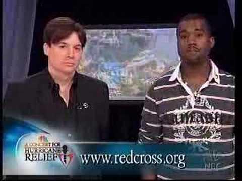 Kanye West Hurricane Katrina