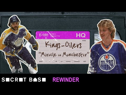 The Los Angeles Kings' impossible comeback against Gretzky's Edmonton Oilers deserves a deep rewind
