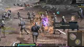 Один за всех и против всех! || Kingdom Under Fire 2 Начало игры на EN ЗБТ
