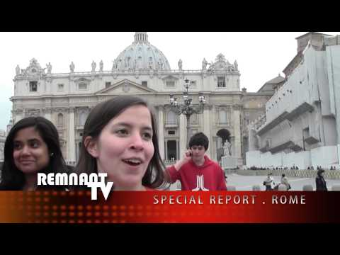 Remnant TV: Special Report . Rome