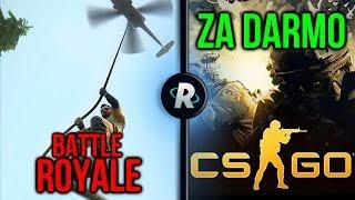 NOWY ESPORTOWY TRYB w CS:GO? - Moja szczera opinia o trybie Battle Royale
