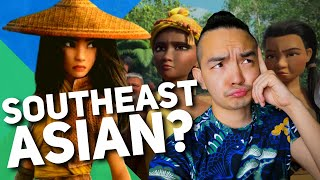 Pinoy Historian Reacts to Raya and the Last Dragon Teaser 🐲