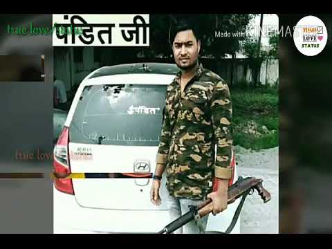 New__Pandit__song_MUSIC_video_2018 || pand!t ghar main janam liya || video 2018 song