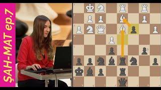 Șah-Mat la TVR 1, ep.7: Irina Bulmaga