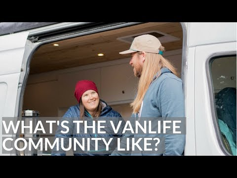What we REALLY think about VAN LIFE COMMUNITY...