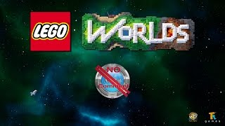 LEGO Worlds Gameplay no commentary