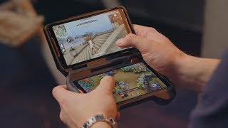 Самый навороченный игровой смартфон в мире!