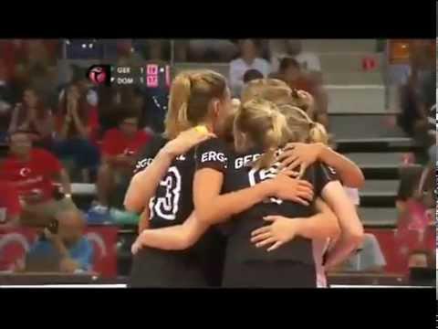 2014 FIVB World Grand Prix: Germany - Dominican Republic
