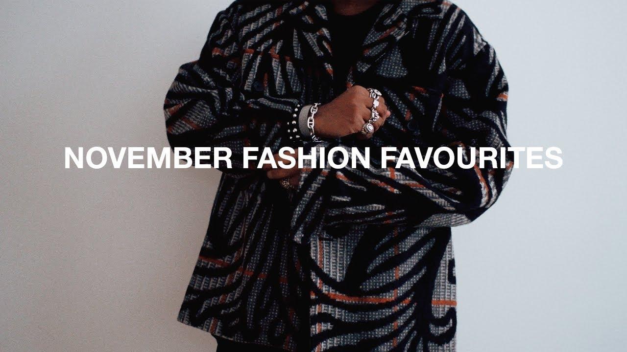 November Fashion Favourites | Recent Pickups & Sale Hacks