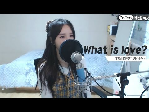 TWICE(트와이스) - 'What is love?' COVER by 새송