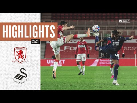 Middlesbrough Swansea Goals And Highlights