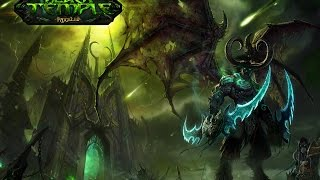 Соло прохождение друидом-стражем - Черный храм 6.0.2(World of Warcraft v. 6.0.2, соло прохождение друидом танком(стражем), черный храм. Убийство Иллидана., 2014-10-18T11:18:02.000Z)