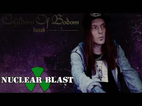 children of bodom the rockhouse method with alexi laiho dvd trailer