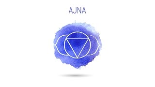 Third Eye Chakra {Ajna} Healing Meditation Music | 7 Mins
