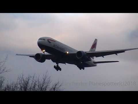 Epic Plane Spotting At (LHR) London Heathrow Airport On The 31/03/2018 and 01/04/2018
