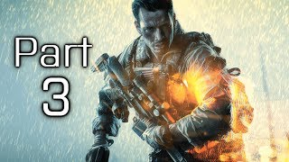 Battlefield 4 Gameplay Walkthrough Part 3 - Campaign Mission 2 - Tanks (BF4)