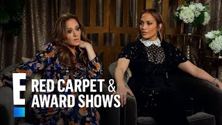 Leah Remini Cosigns Alex Rodriguez for Jennifer Lopez | E! Red Carpet & Award Shows