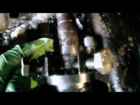 Замена наружного  шруса на Ford Fusion