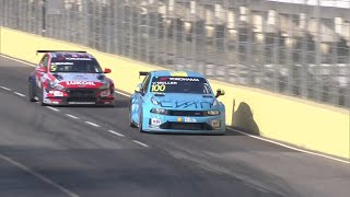 World Touring Car Cup at Macau: Race 1 Highlights
