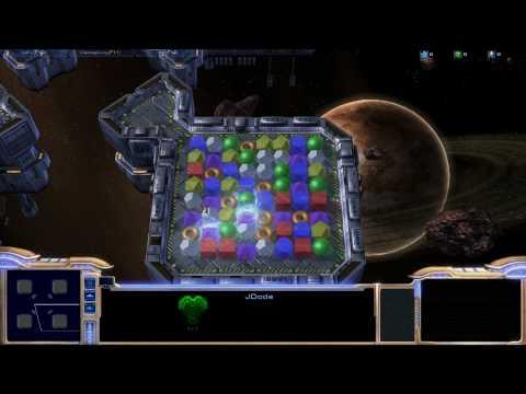 Starcraft II - Jewel Battle - Early Demonstration