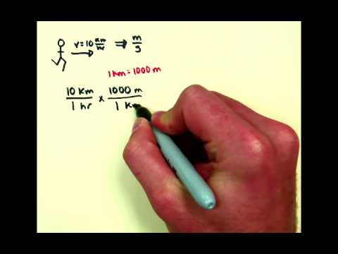 Unit Conversions - Physics with Coach Ramsay