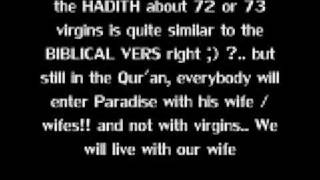72 Virgins in heaven Expose liar Christian Prince 32