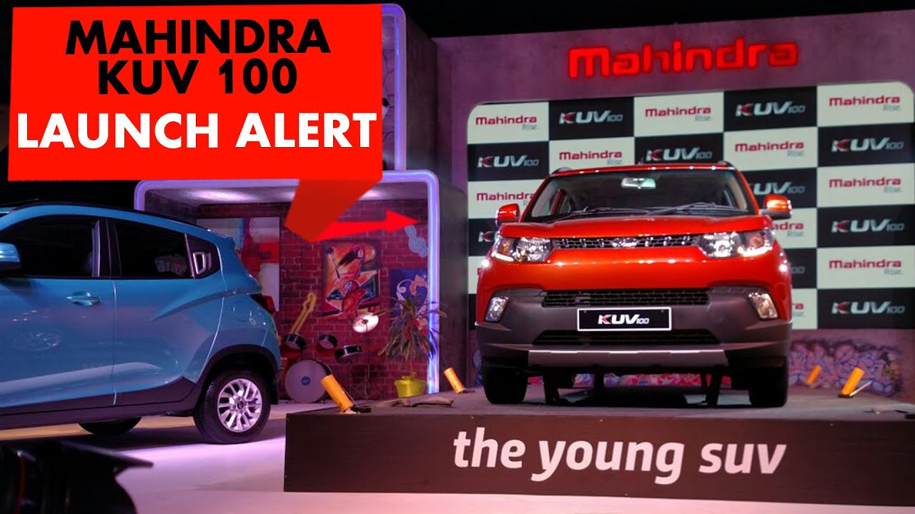 Launch Alert Mahindra Kuv Powerdrift Youtube