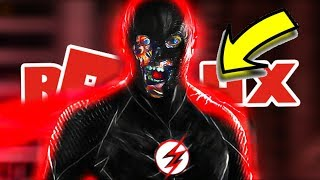 💀⚡ BLACK FLASH is the most DANGEROUS Flash of all! ⚡ | The CW Flash on Roblox