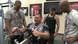 Dave Bautista (Batista) VS Cancer