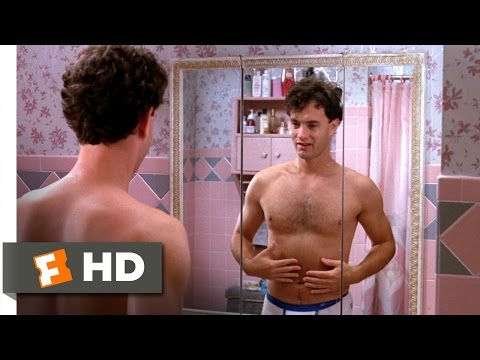 Big (1/5) Movie CLIP - Josh Is Big (1988) HD