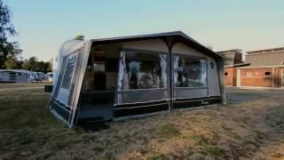 Udlejningsvogne på Feddet Strand Camping og Feriepark