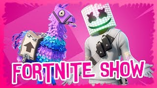 Marshmello tendra un SHOW en FORTNITE !!!