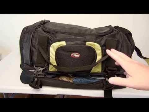 Inexpensive travel bag anyone?