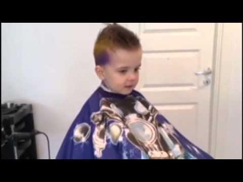 Fryzura Dla Chłopca Gabriel Youtube