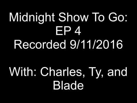 Midnight Show To Go EP: 4  Scream At Us
