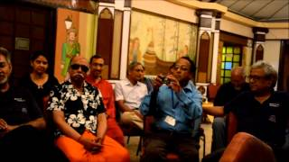 MOAG 2012 , NC Jain on Flute, Jadugar sainya, chodo meri baiyyan, ab ghar jaane do.wmv