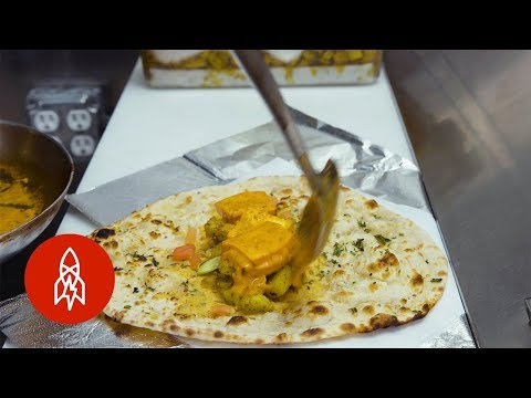 L A S Best Indian Food Is In This Gas Station Youtube