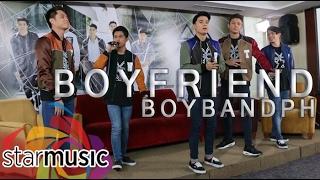 BoybandPH - Boyfriend (Album Presscon)