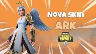 NEW SKIN ARK IS A LOT OF DOUGH!!! -Fortnite, the