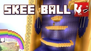 Things to do in Minecraft - Skeeball