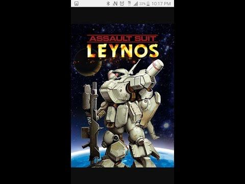Assault Suit Leynos |