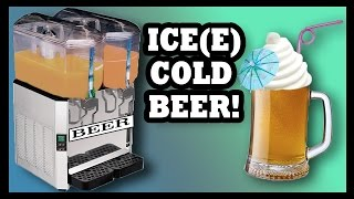Beer Slushies?!? - Food Feeder