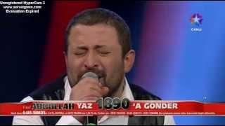 """O Ses Türkiye Final Ersin Yılmaz """"Aldırma Gönül"""""""