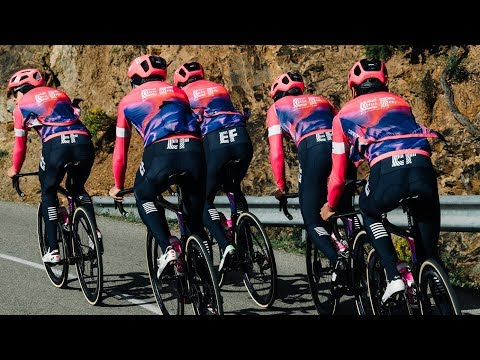 EF Pro Cycling: A Bold New Road
