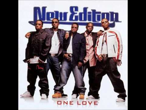 One Love (Interlude)- New Edition