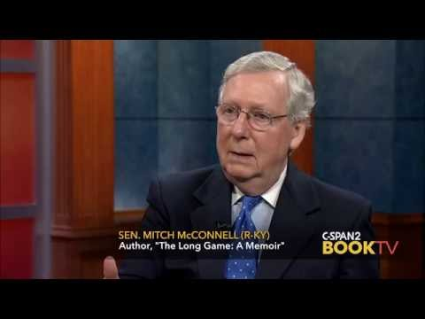 "After Words with Sen. Mitch McConnell, ""The Long Game: A Memoir"""