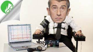 ⭐ Andrej Babiš na detektoru lži