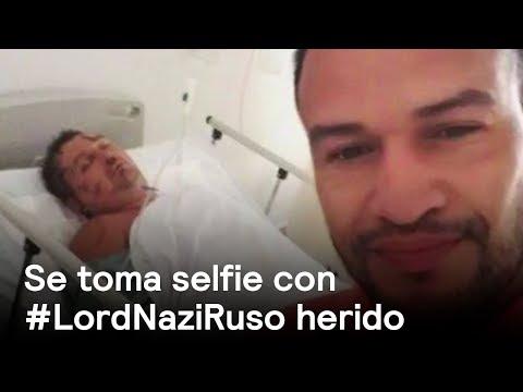 Selfie con Lord Nazi Ruso - Lord Nazi Ruso - En Punto con Denise Maerker