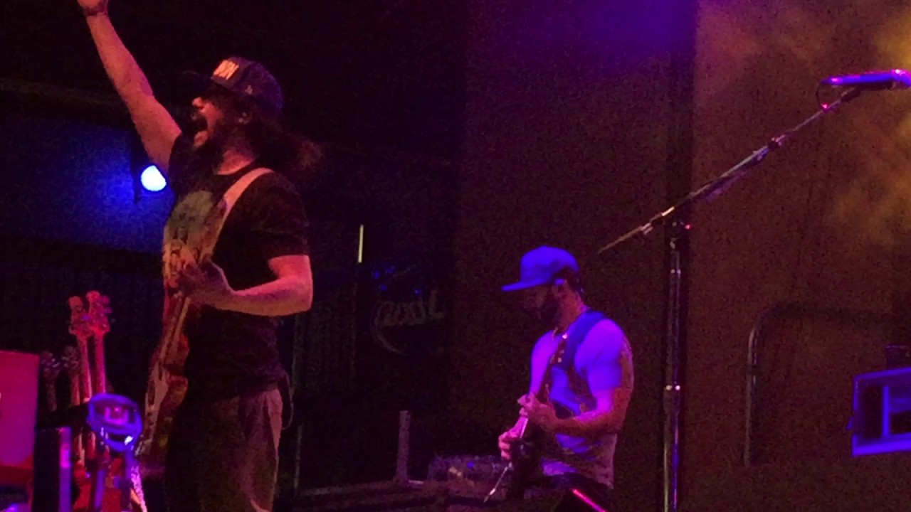 the expendables burning up w epic guitar solo jannus live 2 1 2016